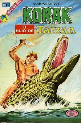 Korak, el hijo de Tarzán (Grapa 36 pp) #12