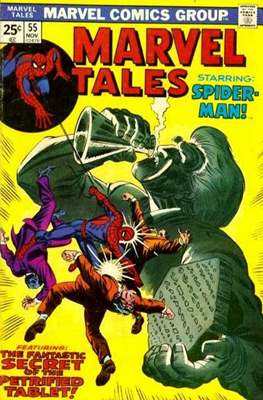 Marvel Tales (Comic Book) #55