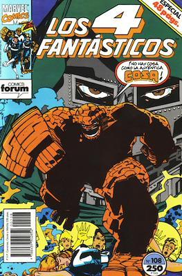 Los 4 Fantásticos Vol. 1 (1983-1994) (Grapa 36-32-24 pp) #108