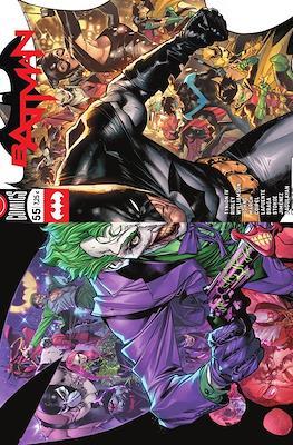 Batman: Nuevo Universo DC / Renacimiento #110/55