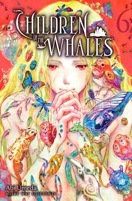 Children of the Whales (Rústica con sobrecubierta) #6