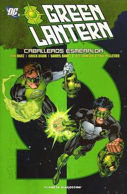 Green Lantern. Caballeros esmeralda