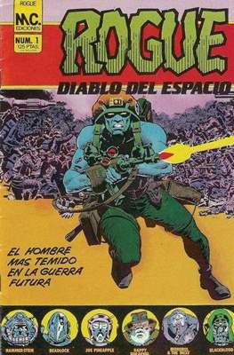 Rogue Trooper (Grapa) #1