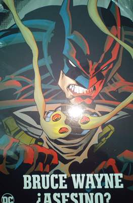 DC Comics - Batman, la leyenda. Especiales #8