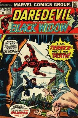 Daredevil Vol. 1 (1964-1998) (Comic Book) #106