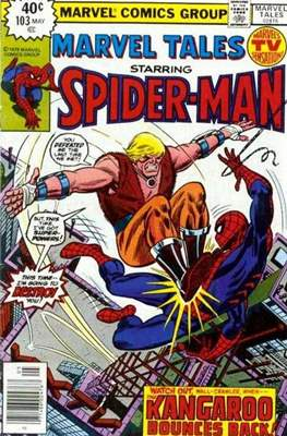 Marvel Tales (Comic Book) #103