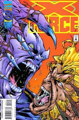X-Force Vol. 1 (1991-2002) #45