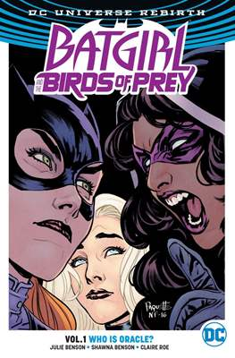 Batgirl and the Birds of Prey Vol. 1 (2016-) (Softcover) #1