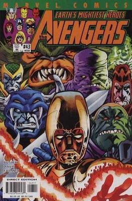 The Avengers Vol. 3 (1998-2004) (Comic-Book) #43