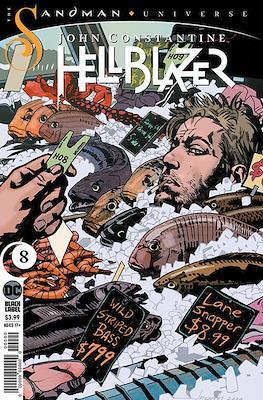 The Sandman Universe: John Constantine Hellblazer (Comic Book) #8