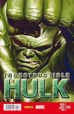 El Increíble Hulk Vol. 2 / Indestructible Hulk / El Alucinante Hulk / El Inmortal Hulk (2012-) (Grapa) #30