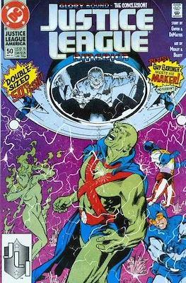 Justice League / Justice League International / Justice League America (1987-1996) (Comic-Book) #50