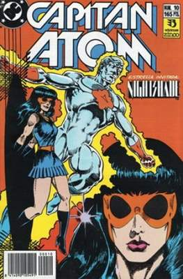 Capitán Atom #10
