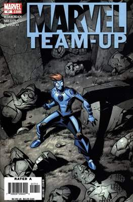 Marvel Team-Up Vol. 3 (Comic-Book) #17