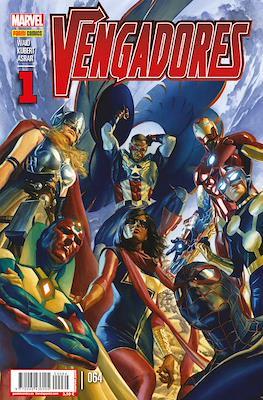 Los Vengadores Vol. 4 (2011-) (Grapa) #64
