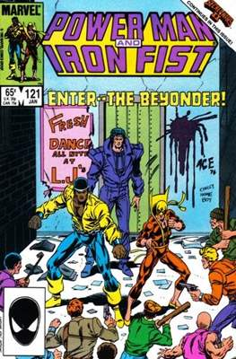 Hero for Hire / Power Man Vol 1 / Power Man and Iron Fist Vol 1 (Comic Book) #121