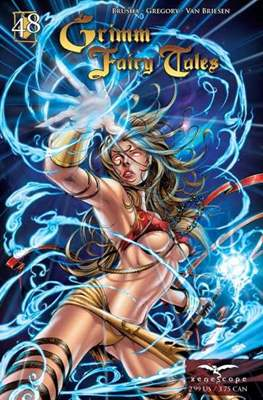 Grimm Fairy Tales (Comic Book) #48