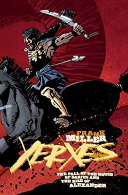 Xerxes: The Fall of the House of Darius and the Rise of Alexander (Comic Book) #5