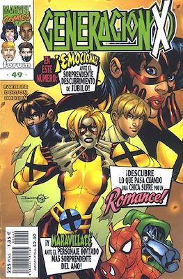 Generación-X Vol. 2 (1996-2000) (Grapa 24 pp) #49