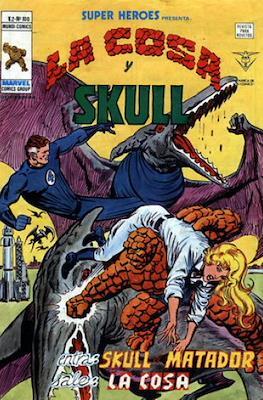 Super heroes V.2 (Grapa, 48 páginas (1974-1980)) #100