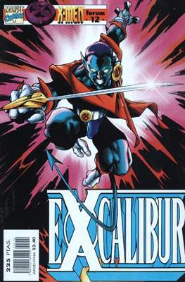Excalibur Vol. 2 (1996-1999) (Grapa 24 pp) #12