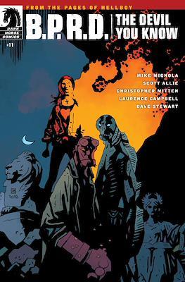 B.P.R.D. (Comic Book) #158