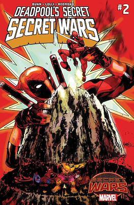 Deadpool's Secret Secret Wars (Comic Book) #2