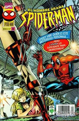 Spider-Man Vol. 2 (Grapa) #35