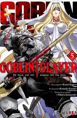 Goblin Slayer (Rústica con sobrecubierta) #5