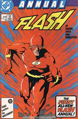 The Flash Annual Vol. 2