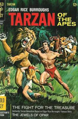 Tarzan (Comic-book) #161