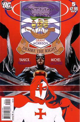 Batman Incorporated Vol. 1 (2011) (Comic Book) #5