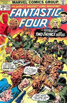 Fantastic Four Vol. 1 (1961-1996) (saddle-stitched) #162