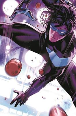 Nightwing Vol. 4 (2016- Variant Cover) #84