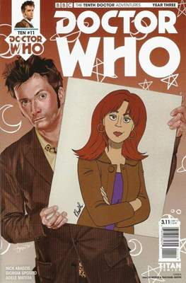 Doctor Who: The Tenth Doctor Adventures Year Three (Comic Book) #11