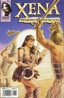 Xena. Warrior Princess (Grapa 28 pp) #5