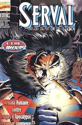 Serval / Wolverine Vol. 1 (Agrafé) #42