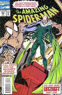 The Amazing Spider-Man Vol. 1 (1963-1998) (Comic-book) #386