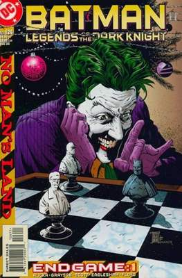 Batman: Legends of the Dark Knight Vol. 1 (1989-2007) (Comic Book) #126