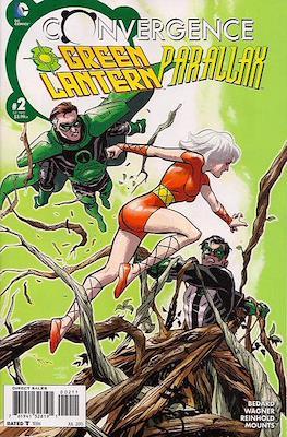 Convergence Green Lantern / Parallax (2015) #2