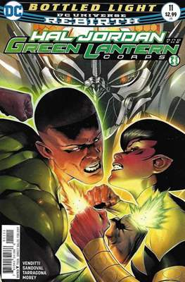 Hal Jordan and the Green Lantern Corps (2016-2018) (Comic-book) #11