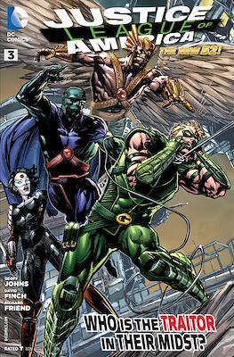 Justice League of America Vol. 3 (2013-2014) (Comic-Book) #3