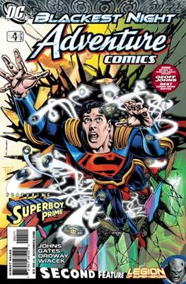 New Comics / New Adventure Comics / Adventure Comics (1935-1983 ; 2009-2011) (Comic Book) #507
