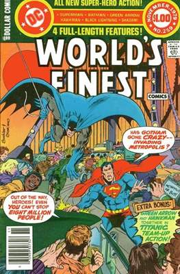 World's Finest Comics (1941-1986) #259