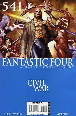 Fantastic Four Vol. 3 (1998-2012) (Comic Book) #541