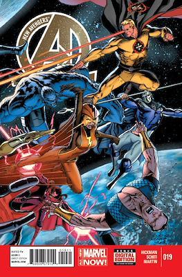 New Avengers Vol. 3 (2013 -2015 ) (Comic-Book) #19