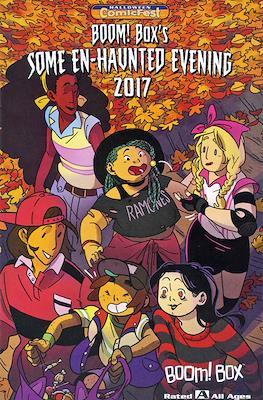 Boom! Box's Some En-Haunted Evening - Halloween ComicFest 2017