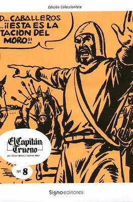 El Capitán Trueno (Cartoné 334 pp) #8