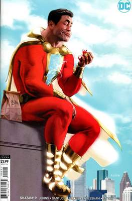 Shazam! Vol. 3 (2018- Variant Cover) (Comic Book) #9