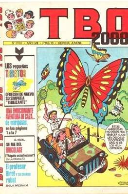 TBO 2000 - El TBO (Grapa) #2089
